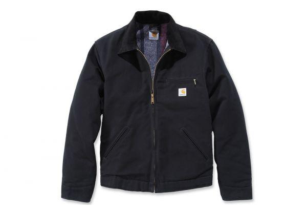 Arbeitsjacke Carhartt Duck Detroit Jacket EJ001