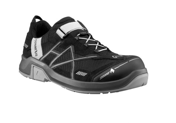 HAIX CONNEXIS Safety T S1P low - black/silver Gr. 15