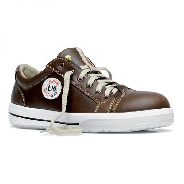 Elten Sicherheitsschuhe Sneaker MAROON LOW ESD S2