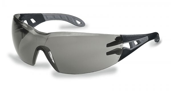 Uvex 9192.285 pheos Schutzbrille mit Sonnenschutz