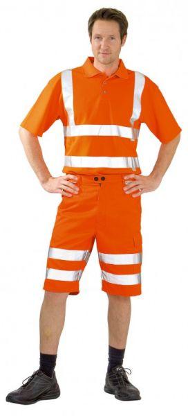 Planam Warnschutz Shorts, Arbeitshose