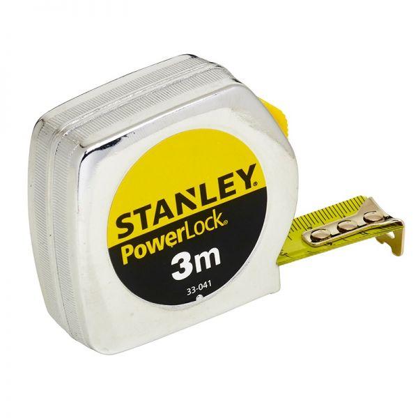 Stanley Bandmaß Powerlock 3m/12,7mm