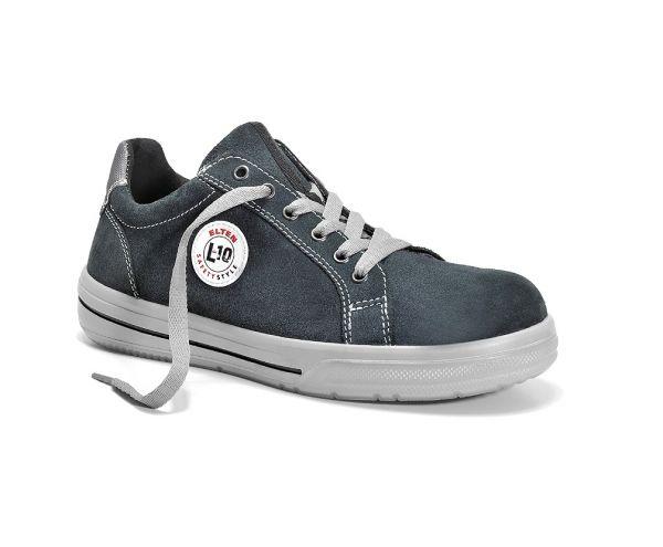 Elten Sneaker Sicherheitsschuhe Skater schwarz ESD S2