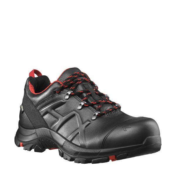 Haix Black Eagle Safety 54 low schwarz/rot S3 Sicherheitsschuhe