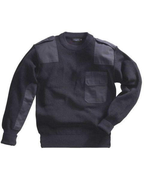 Pionier BUNDESWEHRPULLOVER (Marine) 80% Wolle - Corporate Workwear - Pio