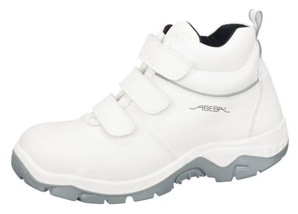 Abeba Berufsschuhe 2280 Sicherheitsschuhe anatom 2280 Stiefel weiß - S3 SRC