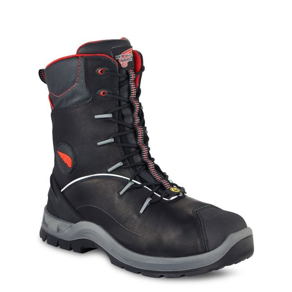 Red Wing PETROKING 3206 Black - S3 ESD Sicherheitsstiefel
