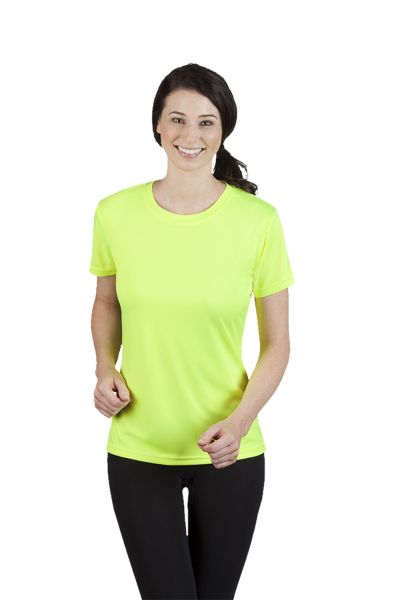 Promodoro Women's Performance-T-Shirt 100 % Polyester, 125 g/m Antipilling-Ausrüstung, UV-Schutz