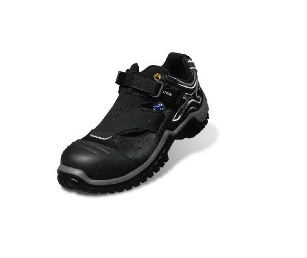 uvex sicherheitsschuhe xenova nrj sandale 6911 s1 bei ixkes arbeitsschutz shop. Black Bedroom Furniture Sets. Home Design Ideas