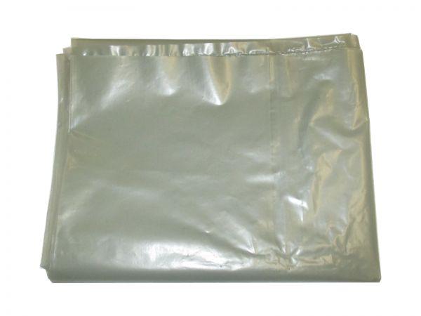 Ixkes LDPE-Inliner / Seitenfaltenbeutel 500 Liter, trüb, 65 µm