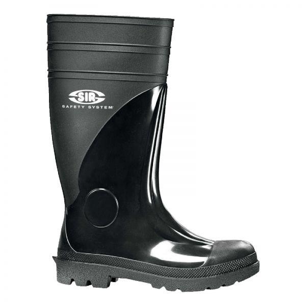 SIR UB40 Gummistiefel S5 SRA - schwarz