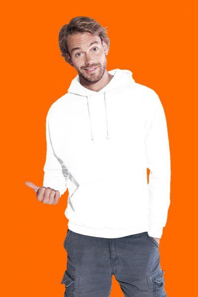 Promodoro Men's Hoody 80/20 Sweatshirt mit Doppelkapuze und Kängurutasche