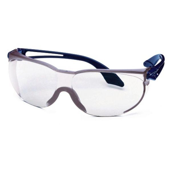 Uvex 9174.065 Skylite Schutzbrille sapphire Gläser Klar