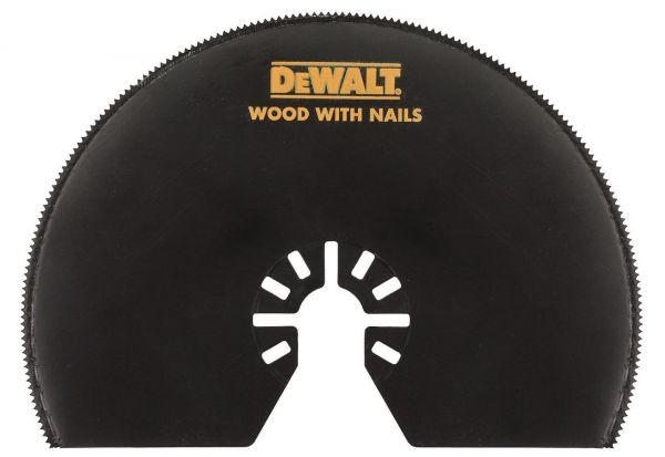 DeWalt DT20708-QZ, Multi Tool Segmentsägeblatt