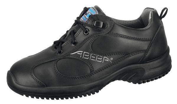 Abeba 1751 uni6 Halbschuh schwarz - S2 SRC Sicherheitsschuhe