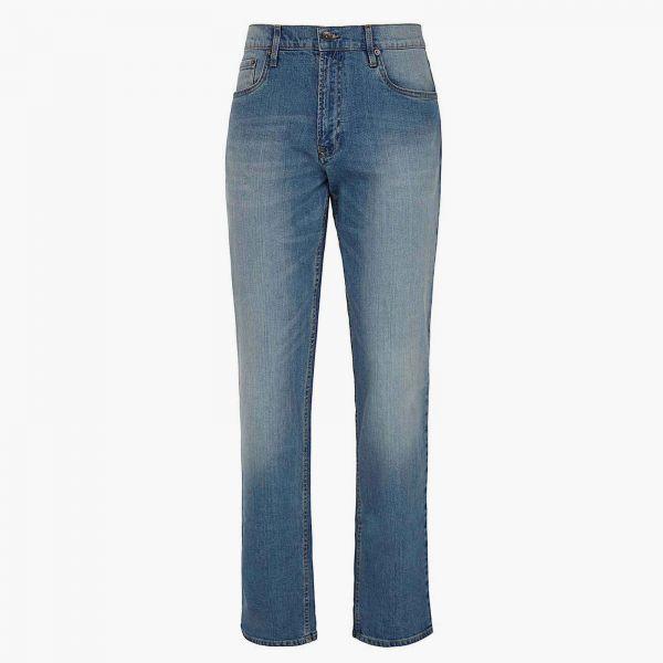 Diadora WORKWEAR 5-Pocket-Jeans stone washed