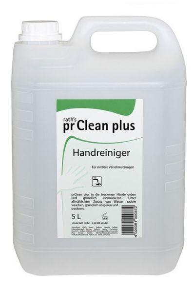 pr - Hautschutz prClean plus - Handreiniger 5 Liter Kanister ( 5,18€ Liter )