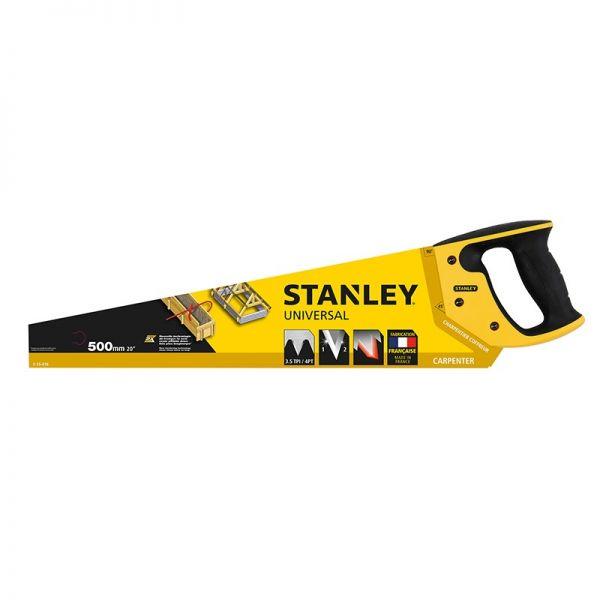 Stanley Handsäge 500mm große Verzahnung