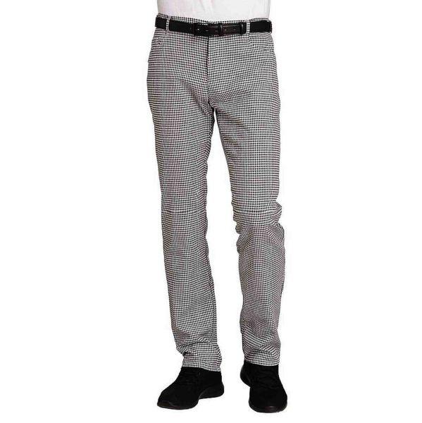 Leiber Kochhose in Jeans-Form von