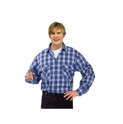 Planam Flanell-Hemd 2001 aus Baumwolle