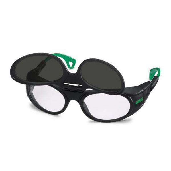 Uvex 9104 Infradur Plus flip-up Schweißerbrille