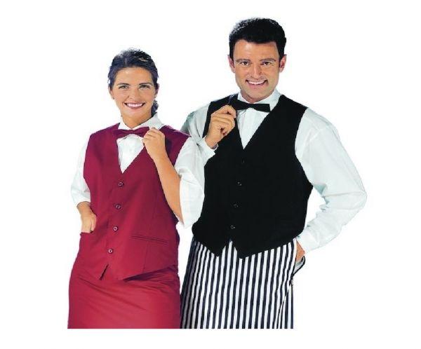 Leiber Berufsbekleidung Gastronomie Weste Damen & Herren
