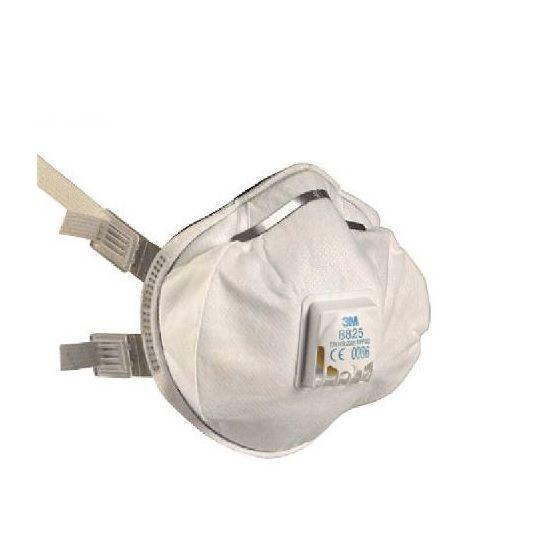 3M Klebebänder 3M 8825 Atemschutzmaske FFP2 D mit Ventil
