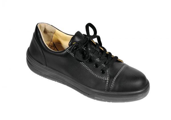 Elten Damen Sicherheitsschuhe Sneaker VINTAGE LADY BLACK LOW ESD S3