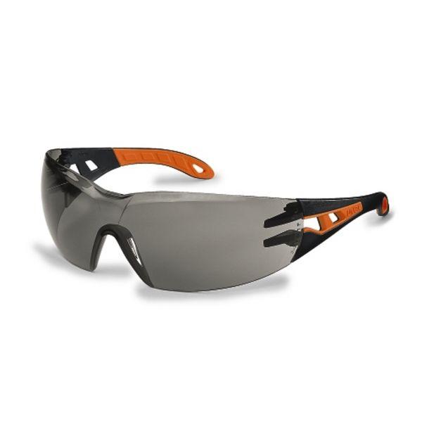 Uvex 9192.245 pheos Schutzbrille mit Sonnenschutz