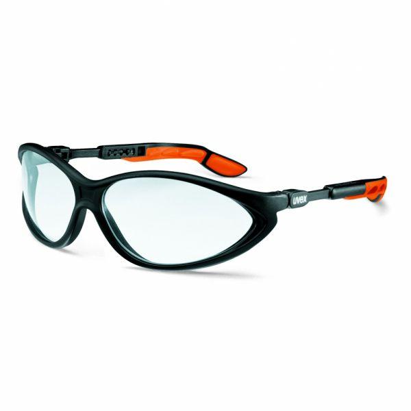 Uvex cybric 9188 Schutzbrille kratzfest
