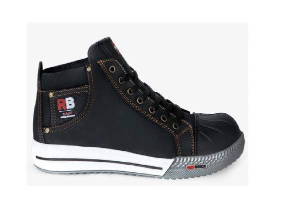 watch 14855 8afb2 Redbrick S3 Sicherheitsschuhe Sneaker Sunstone