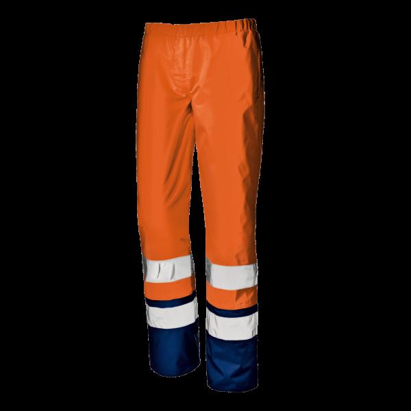 SIR Regimental Warnschutz Bundhose orange/blau