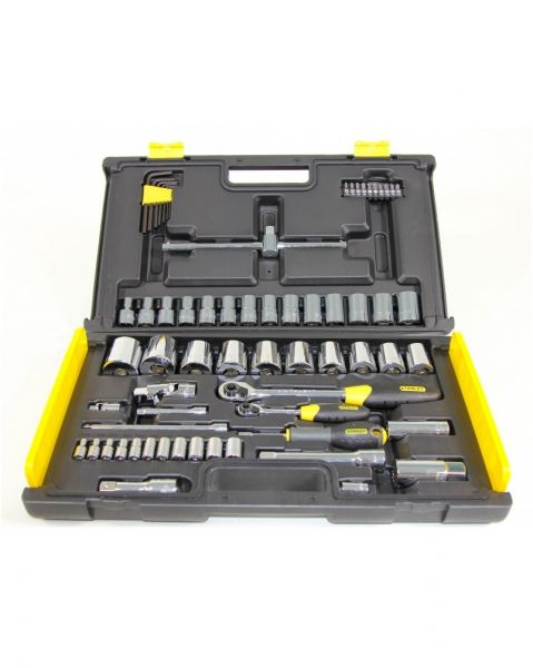 Stanley Micro Tough Steckschlüssel-Set 65-teilig