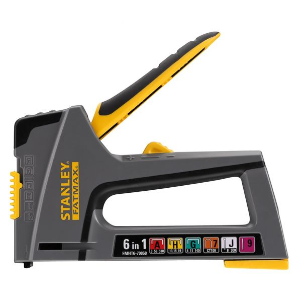 Stanley Fatmax TR75 Tacker & Nagler 6-in-1