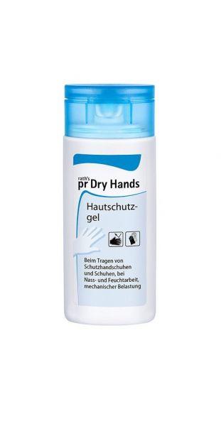 pr - Hautschutz prDry Hands - Hauschutzgel 125ml Flasche ( 76,00€ Liter )