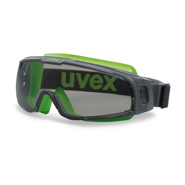Uvex 9308.240 Vollsichtbrille u-sonic HC/AF