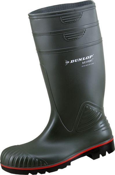 Dunlop Gummistiefel ACIFORT Grün S5