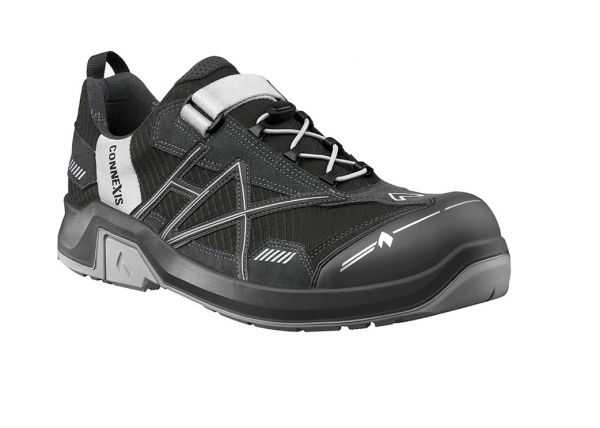 HAIX CONNEXIS Safety T Ws S1P low - grey/silver Gr. 9