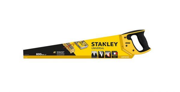 Stanley Handsäge 600mm große Verzahnung