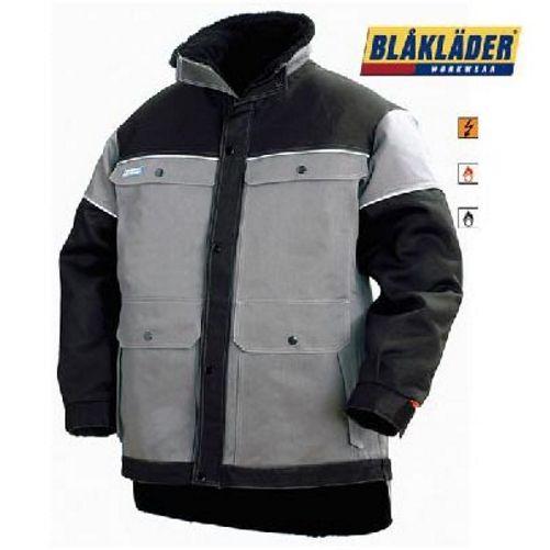 Blakläder Arbeitsjacke Winter Jacke 4875 Flammschutz