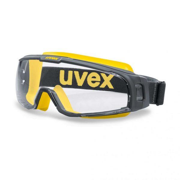 Uvex 9308.246 u-sonic THS mit reduzierter Ventilation