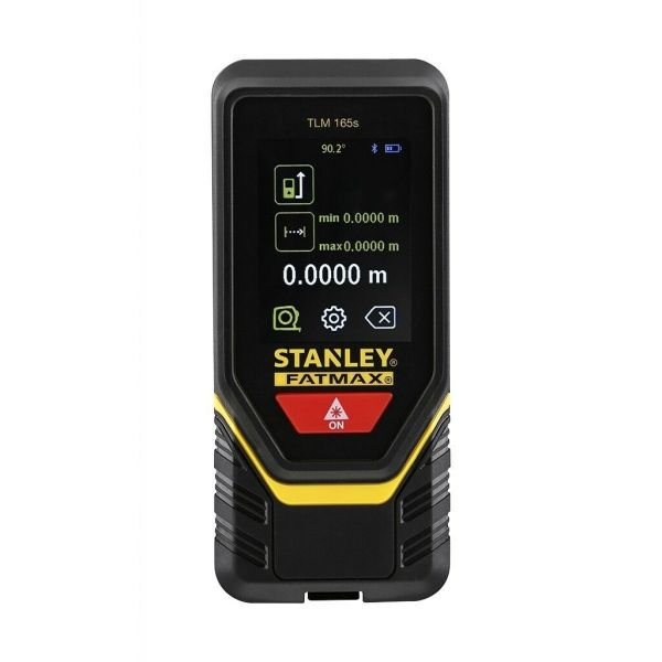 Stanley STHT1-77139 Laser-Entfernungsmesser 50 Meter Reichweite TLM 165