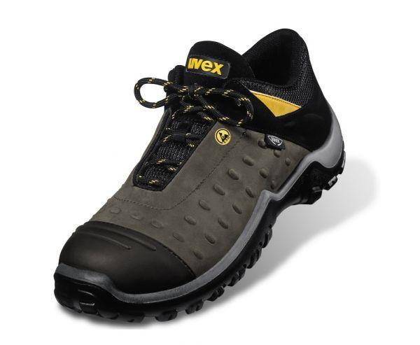 Uvex athletic pro Sicherheitsschuhe 9457.2 grau S3 HRO SRC