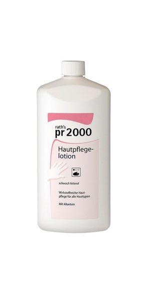 pr - Hautschutz pr2000-Hautpflegelotion 1l Flasche 1l Softflasche ( 100ml 2,69€ )