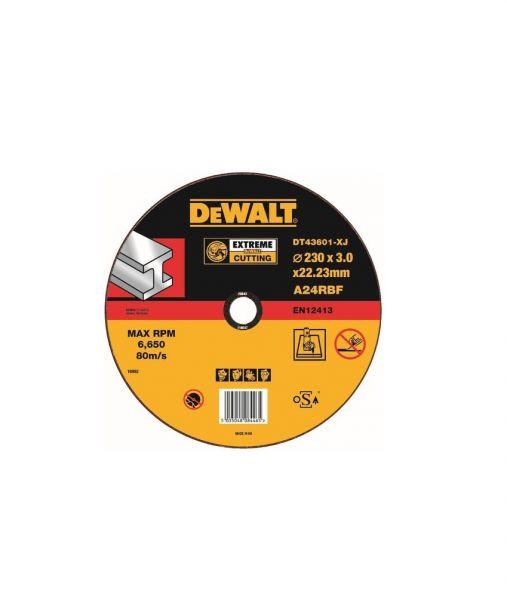 DeWalt DT43601, EXTREME Metall-Trennscheibe - flach