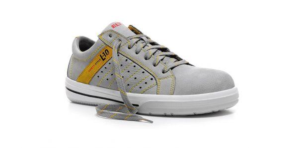 Elten S1 Sicherheitsschuhe Sneaker Breezer grey Low ESD