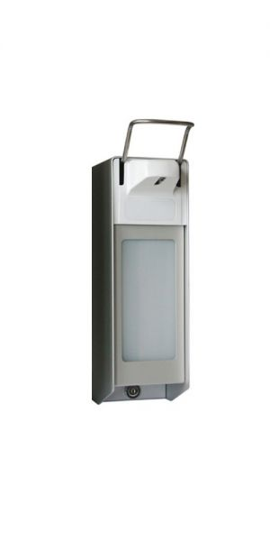 pr - Hautschutz Wandspender für 1 Liter und 2 Liter Flasche