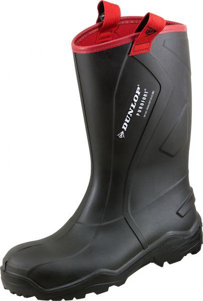 Dunlop Gummistiefel Purofort+ Rugged S5