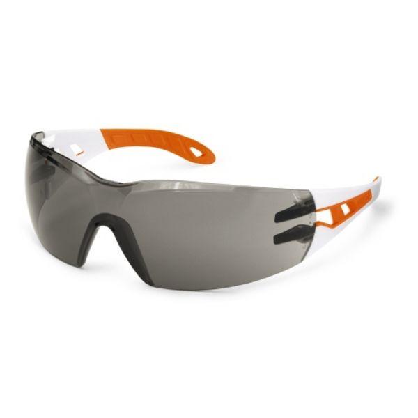 Uvex 9192.745 pheos Schutzbrille mit Sonnenschutz