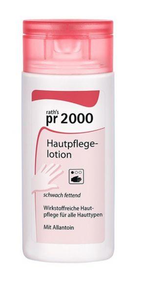 pr - Hautschutz pr2000 - Hautpflegelotion, wirkstoffreich - 125ml (39,20€ Liter )